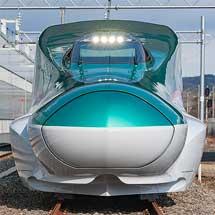 11月11日「上越新幹線開業35周年記念号」E5系で運転