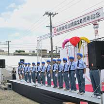 『七尾線電化20周年記念イベント』開催