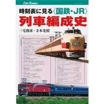 JTBキャンブックス時刻表に見る〈国鉄・JR〉列車編成史