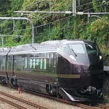 E655系が中央本線で試運転