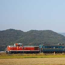 マヤ34 2009が筑肥線・唐津線を検測