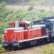 マヤ34 2009が筑豊本線・平成筑豊鉄道を検測