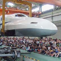 浜松工場で『なるほど発見デー2012』開催