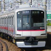東急5050系4000番台が東武東上線・地下鉄有楽町線で営業運転開始