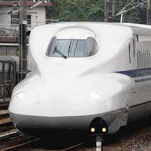 N700A(N700系1000番台)G1編成が山陽新幹線で試運転