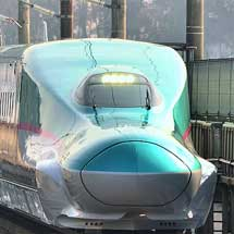 E5系U1編成が新幹線総合車両センターから出場