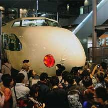 鉄道博物館で『さよなら200系新幹線 記念イベント』