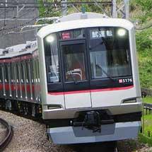 東急5050系5176編成が試運転