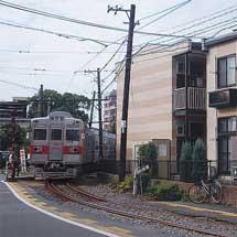 日本のローカル私鉄30年前の残照を訪ねて5 熊本電気鉄道