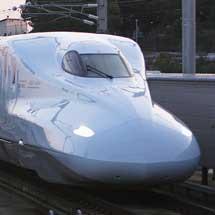 九州新幹線でお召列車運転