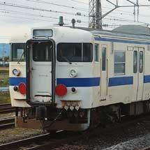 717系4両が小倉総合車両センターへ