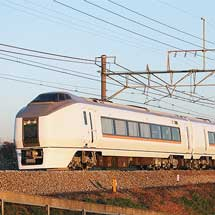 651系1000番台が高崎線で試運転