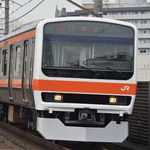 ケヨM72編成が東京総合車両センターから出場