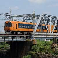 日本の鉄道遺産もうひとつの伊勢電の遺産 −立田川橋梁、木曽川橋梁、揖斐川橋梁(近畿日本鉄道)−
