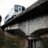 日本の鉄道遺産異端の鉄筋コンクリート橋梁 −天竜浜名湖鉄道・瀬戸橋梁−