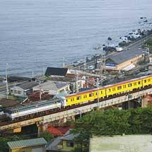 東京メトロ1000系1114編成が甲種輸送される