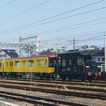 東京メトロ1000系第15編成が甲種輸送される