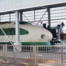 新津鉄道資料館がグランドオープン