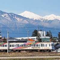 日本のローカル私鉄30年前の残照を訪ねて15 アルピコ交通 松本電気鉄道