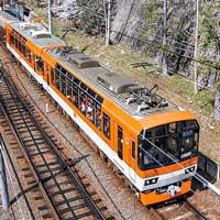 日本のローカル私鉄30年前の残照を訪ねて16 叡山電鉄
