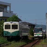 日本のローカル私鉄30年前の残照を訪ねて18 紀州鉄道