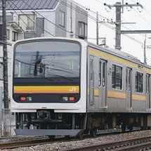 209系ナハ32編成が長野総合車両センターへ