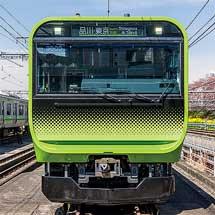 E235系量産車,5月22日から営業運転を開始