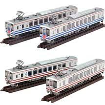 鉄道コレクション北越急行HK100新塗装 2両セット/ゆめぞらⅡ 2両セット