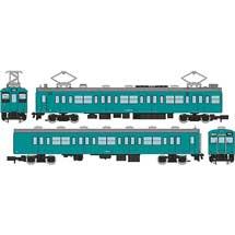 鉄コレJR105系 桜井線・和歌山線(パンタグラフ増設車・青色)2両セット