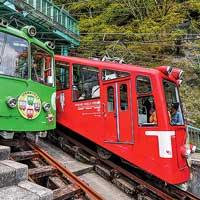 新形ケーブルカーの導入が決定大山観光電鉄