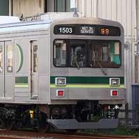 もと東京地下鉄日比谷線用東京急行電鉄1000系の動向