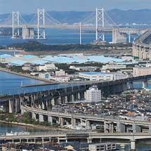 JR四国8600系が岡山へ