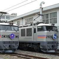 """""""カシオペア""""・""""北斗星""""とEF510-500[田]"""