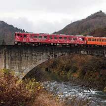 日本の鉄道遺産充腹式アーチ橋の到達点 −只見線・第四平石川橋梁−