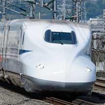 JR西日本,N700Aを15編成導入へ