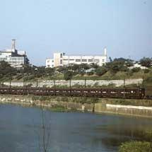 名古屋レール・アーカイブス所蔵のコダクローム作品から 東京オリンピック開催を前にした首都圏の鉄道情景その1 首都圏の空の下 旧形国電が走る