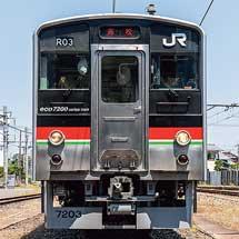 新車ガイドJR四国 7200系近郊形直流電車