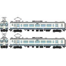 鉄道コレクションJR123系宇部・小野田線 2両セット