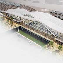品川新駅(仮称)の概要発表