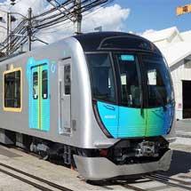 西武鉄道40000系が完成