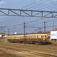 名古屋レール・アーカイブス所蔵のコダクローム作品から 東京オリンピック開催を前にした首都圏の鉄道情景その6 西武鉄道