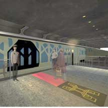 JR東日本,「TRAIN SUITE 四季島」の運転開始に合わせて上野駅を整備