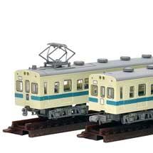 鉄道コレクション小田急電鉄1800形(最終編成)4両セット