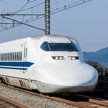 特集新幹線700系