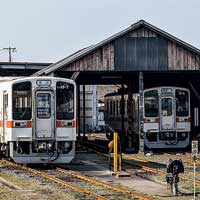 日本のローカル私鉄30年前の残照を訪ねて35 ひたちなか海浜鉄道