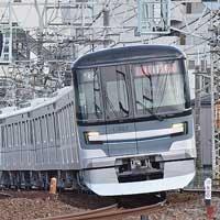 東京メトロ13000系第2編成が東武線内で日中に試運転