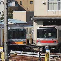 東京メトロ01系第22編成が運用離脱