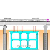 京王,2月に井の頭線下北沢駅付近上り線橋りょうの架替え工事を実施