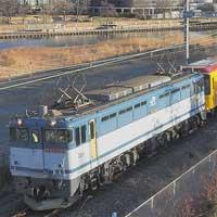 東京メトロ1000系第40編成が甲種輸送される