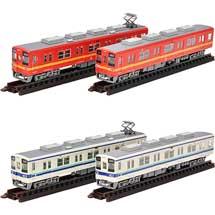 鉄道コレクション東武鉄道8000系8577編成標準色リバイバルカラー 2両セット/8570編成亀戸線・大師線 2両セット